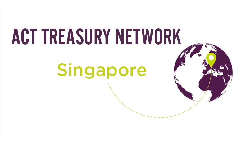 ACT Treasury Network Singapore