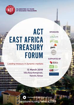 ACT East Africa Treasury Forum 2019 - brochure