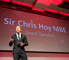 Sir Chris Hoy MBE