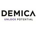 Demica logo
