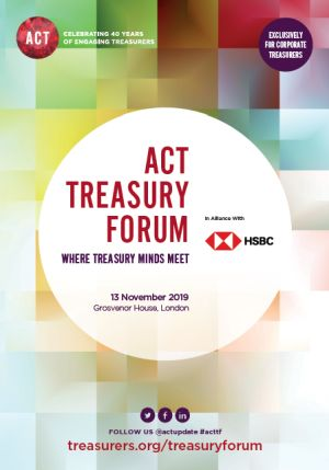 Treasury Forum Brochure 2019