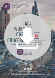 ACT Working Capital Conference 2018 - Brochure