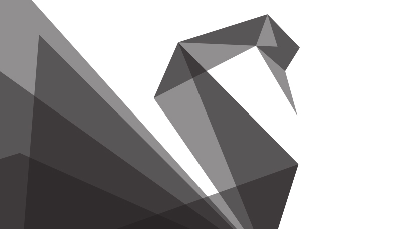 "blackswan.jpg alt=""Illustration of an origami black swan"""