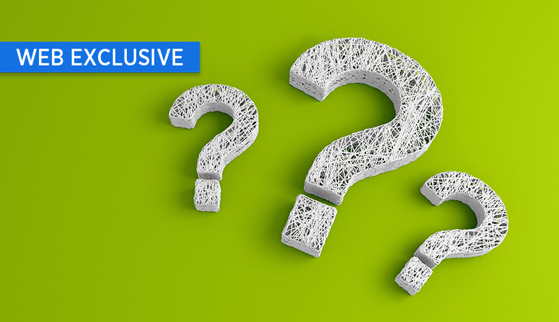 """alt=""""Illustration of three white question marks against a green background"""""""
