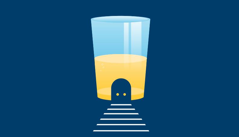 """resilience.jpg alt=""""Illustration of a glass half full/empty"""""""