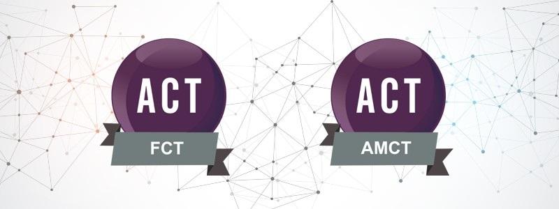 ACT digital badges AMCT FCT