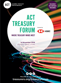 ACT Treasury Forum 2018 - brochure