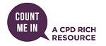 CPD logo purple
