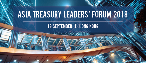 Asia Treasury Forum website homepage banner