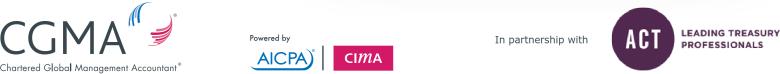 CGMA logos