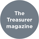 The Treasurer button