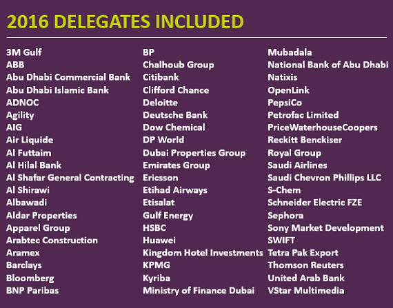 MEAS 2016 delegate