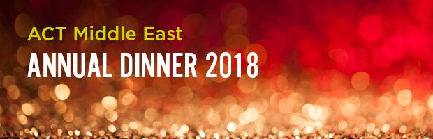 Middle East Dinner 2018 website banner