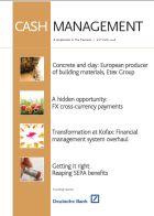 Cash Management Supplement Autumn 2008