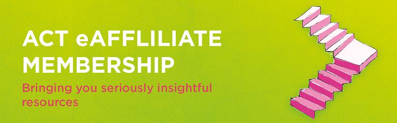 eAffiliate membership - insightful resources