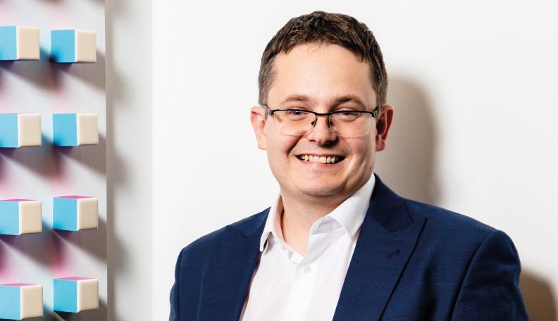 RBS head of implementation future finance Stuart Wray