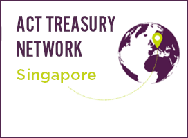 ACT Treasury Network Singapore