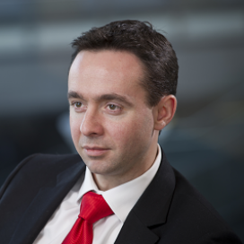 Alex Griffiths, Fitch Ratings