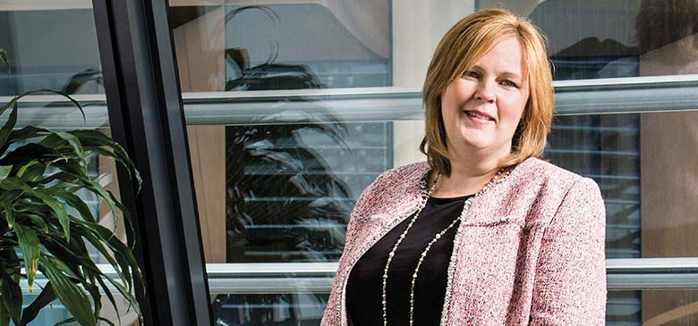 How Worldpay Inc's Joanne Bates is securing synergy   The